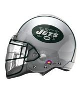 "21"" New York Jets Helmet NFL Jumbo Balloon"