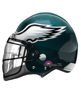 "21"" Philadelphia Eagles Helmet NFL Jumbo Balloon"