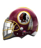 "21"" Washington Redskins Helmet NFL Jumbo Balloon"