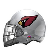 "21"" Arizona Cardinals Helmet NFL Jumbo Balloon"