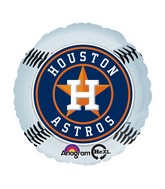 "18"" MLB Houston Astros Baseball"