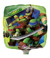 "9"" Airfill Only Teenage Mutant Ninja Turtles"