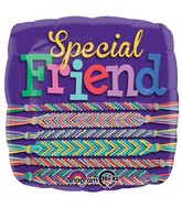 "18"" Special Friend Bracelets Balloon"