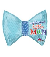 "12""  Mini Shape Little Prince Bow Tie"