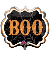 "25"" SuperShape Boo Marquee Balloon"