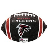 Junior Shape Atlanta Falcons Team Colors Balloon