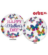 "16"" Orbz Happy Mother&#39s Day Beautiful Butterflies"