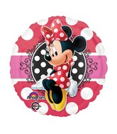 "18"" Minnie Portrait Balloon"