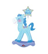 Airwalker AWK: Rocking Horse Balloon Packaged