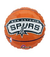 "18"" NBA San Antonio Spurs Basketball"