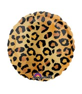 "18"" Cheetah Balloon Packaged"