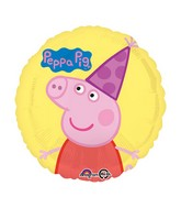"18"" Peppa Pig Balloon Packaged"