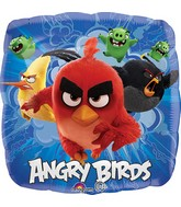 "18"" Angry Birds Movie Balloon Packaged"
