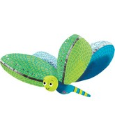 "40"" Jumbo Cute Dragonfly Balloon"