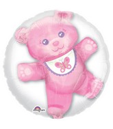 "24"" Insider Balloon Baby Girl Balloon Packaged"