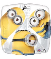 "18"" Despicable Me Group Balloon"
