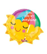 "21"" You are My Sunshine Balloon"