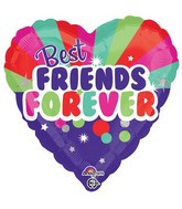 "18"" Best Friends Forever Balloon"