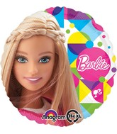 "18"" Barbie Sparkle Balloon Packaged"