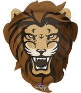 "25"" Jumbo Team Mascot Lions Balloon"