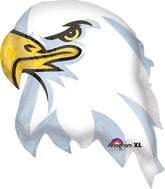 "23"" Jumbo Team Mascot Eagles Balloon"