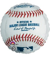 "18"" Rawling Baseball Balloon"
