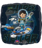 "18"" Miles from Tomorrowland Balloon Packaged"