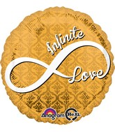 "18"" Infinite Love Balloon"