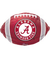 "17"" University of Alabama Balloon Collegiate"