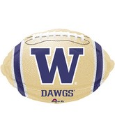 "17"" University of Washington Balloon Collegiate"