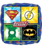 "18"" Justice League Balloon Packaged"