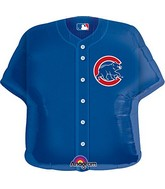 "24"" MLB Chicago Cubs Jersey Balloon"