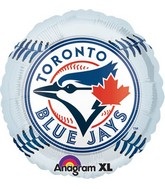 "18"" MLB Toronto Blue Jays Baseball Balloon"