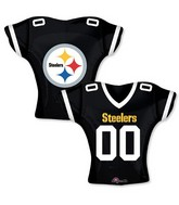 "24"" Balloon Pittsburgh Steelers Jersey"