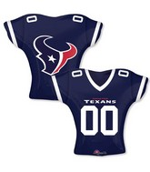"24"" Balloon Houston Texans Jersey"