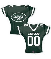 "24"" Balloon New York Jets Jersey"