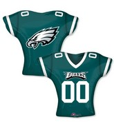 "24"" Balloon Philadelphia Eagles Jersey"