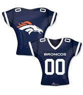 "24"" Balloon Denver Broncos Jersey"