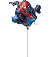 "10"" Spider-Man Balloon"