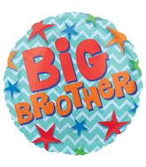 "18"" Big Brother Stars Balloon"