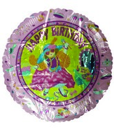"18"" Dress Up Birthday Balloon"