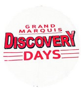 "18"" Grand Marquis Discovery Days"