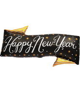 "31"" Happy New Year Banner"