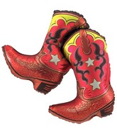 "36"" Dancing Western Boots Super Shape"