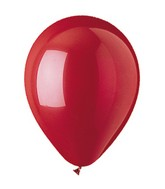 "12"" Standard Red Latex (100 Per Bag)"