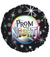 "17"" Prom Night Balloon"