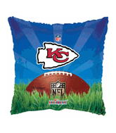 "18"" NFL Kansas City Chiefs"