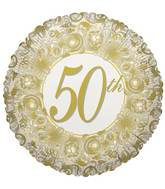 "18"" 50th Anniversary Balloon"