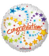 "18"" Congratulations Balloon"