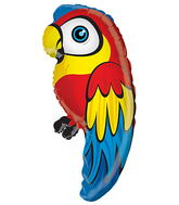 "28"" Parrot Shape Balloon"
